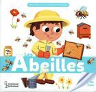 Couverture du livre « Les abeilles » de Thierry Bedouet et Anne Royer aux éditions Larousse