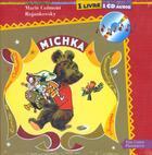 Couverture du livre « Michka + cd audio » de Marie Colmont aux éditions Pere Castor