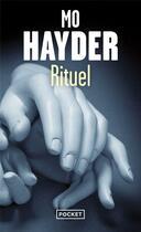 Couverture du livre « Rituel » de Mo Hayder aux éditions Pocket