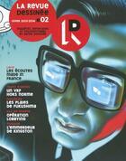 Couverture du livre « La Revue Dessinee T.2 ; Hiver 2013-2014 » de La Revue Dessinee aux éditions Futuropolis