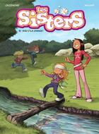 Couverture du livre « Les Sisters T.13 ; kro d'la chance ! » de Christophe Cazenove et William aux éditions Bamboo