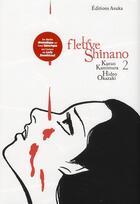 Couverture du livre « Le fleuve Shinano T.2 » de Hideo Okazaki et Kazuo Kamimura aux éditions Kaze