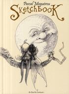 Couverture du livre « Sketchbook » de Pascal Moguerou aux éditions Au Bord Des Continents