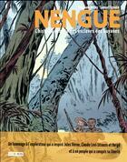 Couverture du livre « Nengue ; l'histoire oubliée des esclaves des Guyanes » de Stephane Blanco et Samuel Figuiere aux éditions Steinkis