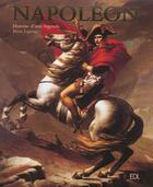 Couverture du livre « Napoleon » de Bruno Lagrange aux éditions De Lodi