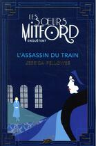 Couverture du livre « L'assassin du train » de Jessica Fellowes aux éditions Editions Du Masque