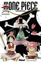 Couverture du livre « One piece t.16 ; successeurs » de Eiichiro Oda aux éditions Glenat