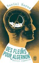 Couverture du livre « Des fleurs pour Algernon » de Daniel Keyes aux éditions J'ai Lu
