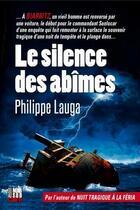 Couverture du livre « Le silence des abimes » de Philippe Lauga aux éditions Cairn