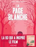 Couverture du livre « La page blanche » de Boulet et Penelope Bagieu aux éditions Delcourt