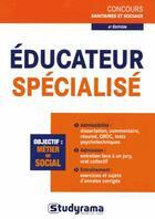 Couverture du livre « Éducateur spécialisé (6e édition) » de Rachel Flouzat aux éditions Studyrama