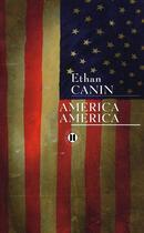 Couverture du livre « America America » de Canin-E aux éditions Des Deux Terres