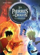 Couverture du livre « Les pierres de dragon t.1 ; la métamorphose » de Arthur Tenor aux éditions Philippe Auzou
