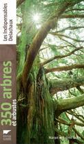Couverture du livre « 350 arbres et arbustes » de Margot Spohn et Roland Spohn aux éditions Delachaux & Niestle
