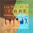 Couverture du livre « Les sons de la terre : la naissance des percussions » de Gilles Dalbis aux éditions Mazeto Square