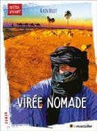 Couverture du livre « Virée nomade » de Alain Bellet aux éditions Le Muscadier