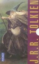Couverture du livre « Le seigneur des anneaux ; COFFRET T.1 A T.3 » de J.R.R. Tolkien aux éditions Pocket