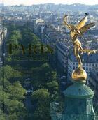 Couverture du livre « Paris à vol d'oiseau » de David Foenkinos et Basile Dell et Jeremie Lippmann aux éditions Gallimard-loisirs