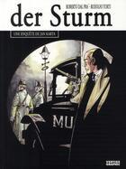 Couverture du livre « Der Sturm » de Rodolfo Torti et Roberto Dal Pra' aux éditions Vertige Graphic