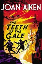 Couverture du livre « The Teeth Of The Gale » de Joan Aiken aux éditions Rhcb Digital