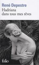Couverture du livre « Hadriana dans tous mes reves » de Rene Depestre aux éditions Gallimard