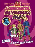 Couverture du livre « La langouste ne passera pas » de Tito Topin et Jean Yanne aux éditions Casterman
