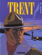 Couverture du livre « Trent T.3 ; quand s'allument les lampes... » de Rodolphe et Leo aux éditions Dargaud