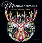 Couverture du livre « Mandalanimaux » de Collectif aux éditions Dessain Et Tolra