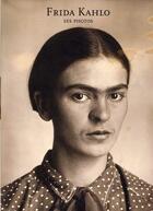 Couverture du livre « Frida Kahlo ; ses photos » de Frida Kahlo aux éditions Images En Manoeuvres