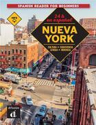 Couverture du livre « 24 h en espanol ; Nueva York » de Collectif aux éditions La Maison Des Langues