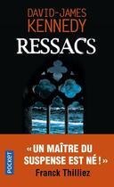 Couverture du livre « Ressacs » de David-James Kennedy aux éditions Pocket