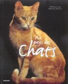 Couverture du livre « Au Pays Des Chats » de Ledu-S+Frattini-S aux éditions Milan