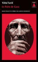Couverture du livre « Le poète de Gaza » de Yishai Sarid aux éditions Actes Sud