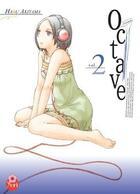 Couverture du livre « Octave T.2 » de Haru Akiyama aux éditions Taifu Comics