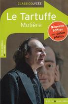 Couverture du livre « CLASSICO LYCEE ; le Tartuffe, de Molière » de Florence Renner aux éditions Belin