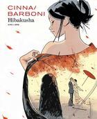 Couverture du livre « Hibakusha » de Thilde Barboni et Olivier Cinna aux éditions Dupuis