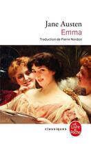 Couverture du livre « Emma » de Jane Austen aux éditions Lgf