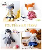 Couverture du livre « Poupées en tissu » de Sandra Marechal aux éditions Le Temps Apprivoise