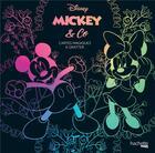 Couverture du livre « Mickey & co ; cartes magiques à gratter » de Disney aux éditions Hachette Pratique