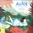 Couverture du livre « Alice & merveilles » de Stephane Michaka et Clemence Pollet aux éditions Didier Jeunesse