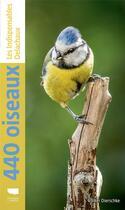 Couverture du livre « 440 oiseaux » de Volker Dierschke aux éditions Delachaux & Niestle