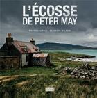 Couverture du livre « L'Ecosse de Peter May » de Peter May et David Wilson aux éditions Rouergue