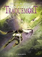 Couverture du livre « Traquemort T.8 ; la coda » de Simon R. Green aux éditions L'atalante