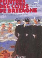 Couverture du livre « Peintres des côtes de Bretagne t.3 ; de la rade de Brest au pays bigouden » de Leo Kerlo et Jacqueline Duroc aux éditions Chasse-maree