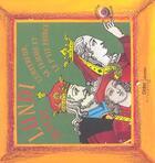 Couverture du livre « Lundi Matin, L'Empereur, Sa Femme Et Le Petit Prince » de Bourre-M aux éditions Didier Jeunesse