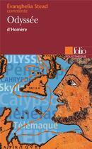 Couverture du livre « L'odyssée » de Evanghelia Stead aux éditions Gallimard