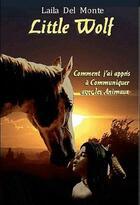 Couverture du livre « Little wolf » de Laila Del Monte aux éditions Vega