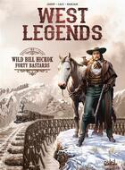 Couverture du livre « West legends t.1 ; Wyatt Earp's bloody investigation » de Giovanni Lorusso et Olivier Peru aux éditions Soleil