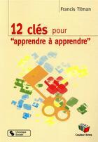 Couverture du livre « 12 clés pour