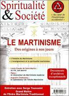 Couverture du livre « Le martinisme ; des origines à nos jours » de Collectif aux éditions Diffusion Rosicrucienne